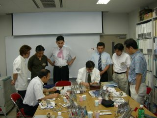 HOTSの2日間実習コースを開催しました。